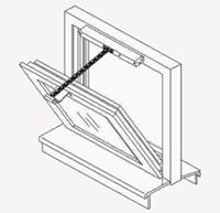 Window Opener Motorized Window Opener Automatic Window