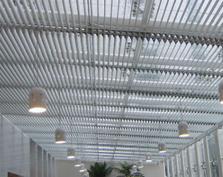 Sun louver Sunshade Skylight shades Roof louver blinds Sun