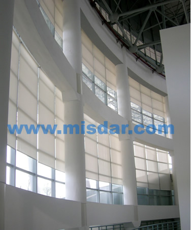 Window roller blinds, roller shade
