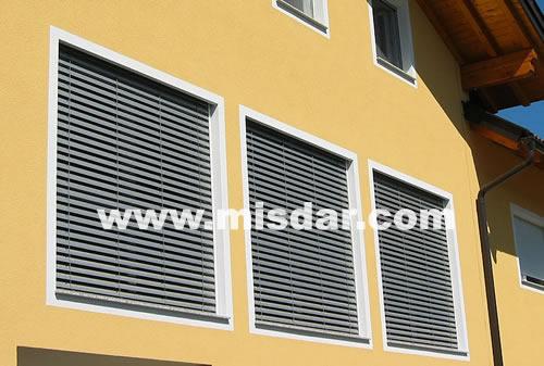 Outdoor venetian blinds, Venetian blinds, Window blinds, Misdar ...
