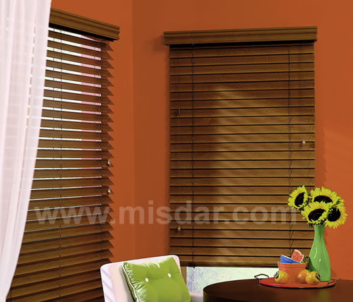 Wood Blinds For Windows